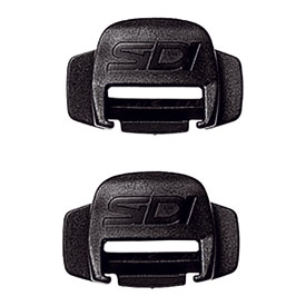 Sidi Crossfire / Crossfire 2 / Crossfire 3 / X3 Boot Replacement Strap Retainers  Black