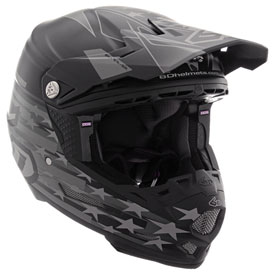 6D ATR-2 Patriot LE Helmet XX-Large Black