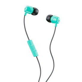 Skullcandy Jib Earbuds with Mic Miami/Black/Miami