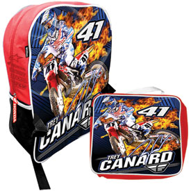 Smooth Industries Canard Backpack/Lunch Box Combo