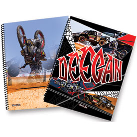 Smooth Industries Deegan MX Notepads - 2 Pack