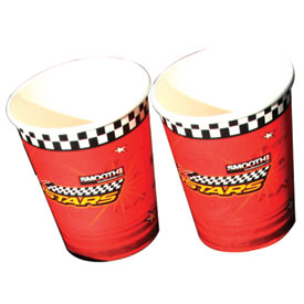 Smooth Industries MX Superstars Birthday Party Cups - 10 Pack