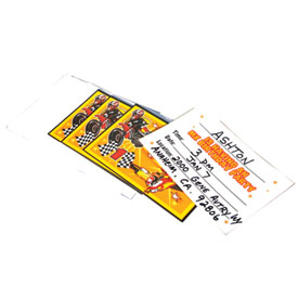 Smooth Industries MX Superstars Birthday Party Invitations - 10 Pack