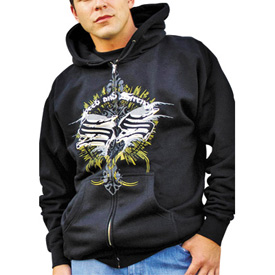 Speed and Strength Zip-Up Hooded Sweatshirt