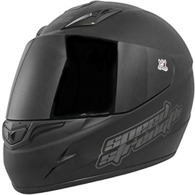 Speed and Strength Under The Radar Motorcycle Helmet