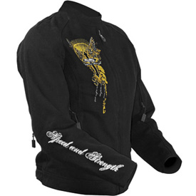 Speed and Strength Tough Love Ladies Textile Motorcycle Jacket 2014