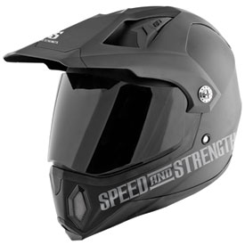 Speed and Strength Hell 'N Back Motorcycle Helmet