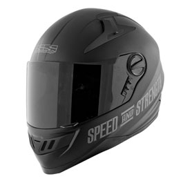 Speed and Strength Under The Radar 2.0 Motorcycle Helmet