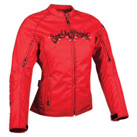 Speed and Strength To The Nines Textile Ladies Jacket