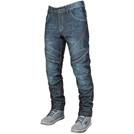 Speed and Strength Rust And Redemption Motorcycle Jeans