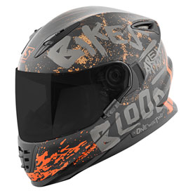 Speed and Strength SS1310 Bikes Are In My Blood Helmet