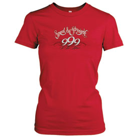 Speed and Strength To The Nines Ladies T-Shirt