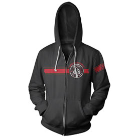 Speed and Strength Speed Shop Zip-Up Hooded Sweatshirt
