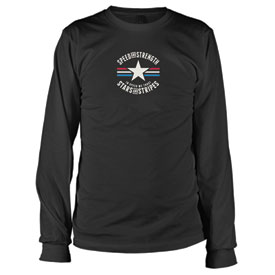 Speed and Strength Stars And Stripes Long Sleeve T-Shirt