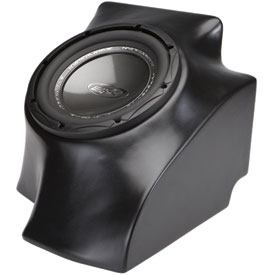 "SSV Works Under Dash Sub Box with Kicker 10"" Woofer"