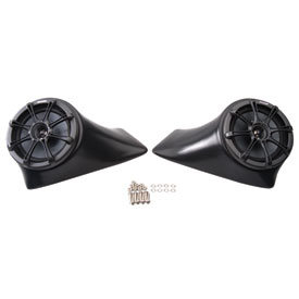 "SSV Works Front Speaker Pods with Kicker Type R 6.5"" Speakers"