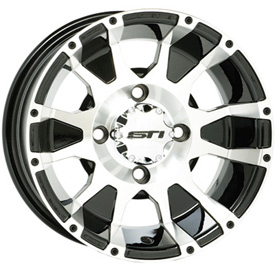 STI C7 HD Alloy Wheel