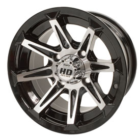 STI HD2 Alloy Wheel