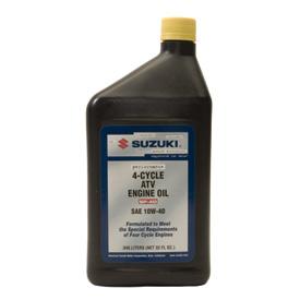 Suzuki Performance  Cycle Motorcycle Engine Oil