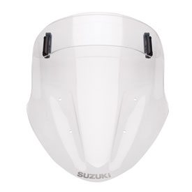 Suzuki Sport Touring Motorcycle Windshield