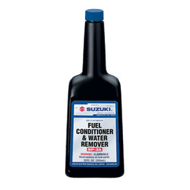 Suzuki Performance Fuel Conditioner and Water Remover