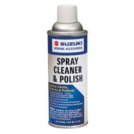 Suzuki Performance Spray Cleaner and Polish