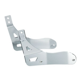 Suzuki Billet Passenger Backrest Mounting Hardware