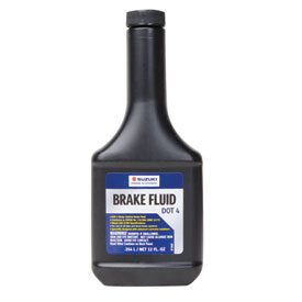 Suzuki Performance Brake Fluid DOT 4