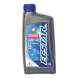 Suzuki ECSTAR R5000 Mineral Motorcycle Engine Oil | Parts
