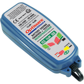 TecMate Optimate Lithium Battery Charger