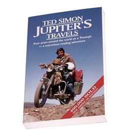 Ted Simon's Jupiters Travel