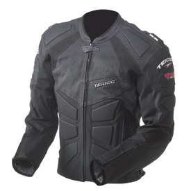 Teknic Mercury Leather Motorcycle Jacket