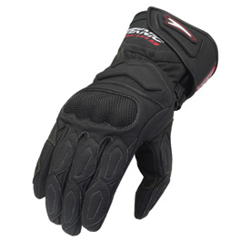 Teknic Chicane Leather Motorcycle Gloves 2013