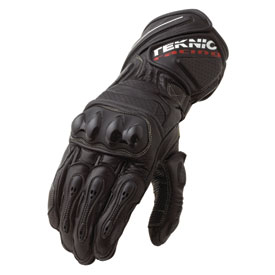 Teknic Lightning Leather Motorcycle Gloves