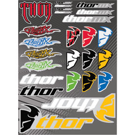 Thor Decal Sheet
