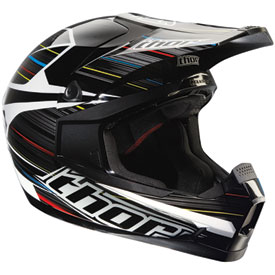 Thor Quadrant Frequency Youth Helmet 2013