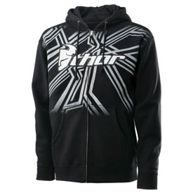 Thor Mazed Zip-Up Hooded Sweatshirt