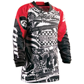 Thor Phase Volcom Youth Jersey 2012