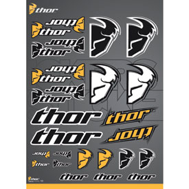 Thor Corpo Decal Sheet