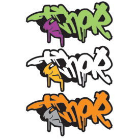Thor Graffito Decal Pack