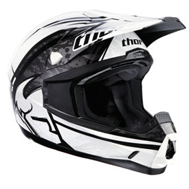 Thor Quadrant Splatter Youth Helmet 2013