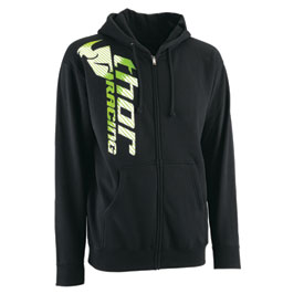Thor Racer Zip-Up Hooded Sweatshirt