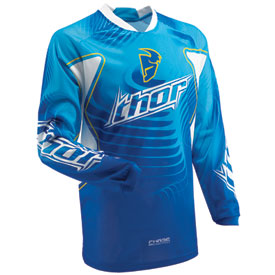 Thor Phase Warp Vented Jersey 2013