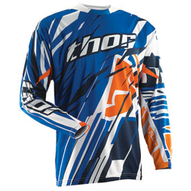 Thor Flux Shred Jersey 2014