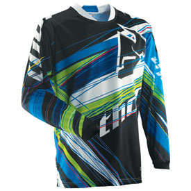 Thor Phase Wired Vented Jersey 2014
