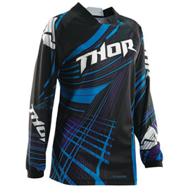 Thor Phase Flora Ladies Jersey 2014