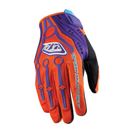 Troy Lee SE Piston Bone Gloves