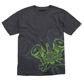 Troy Lee Pistonbone Youth T-Shirt