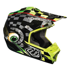 Troy Lee SE-3 Baja Helmet 2014