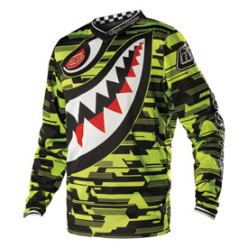 Troy Lee GP Air P-51 Youth Jersey 2014